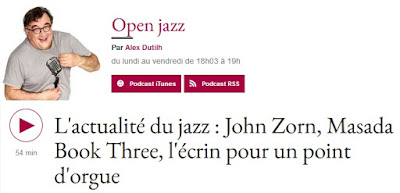 https://www.francemusique.fr/emissions/open-jazz/l-actualite-du-jazz-john-zorn-masada-book-three-l-ecrin-pour-un-point-d-orgue-59792