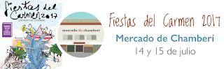 Mercado de Chamberí Fiestas del Carmen