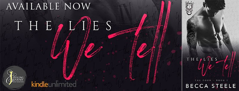 RELEASE DAY + REVIEW: The Lies We Tell by Becca Steele