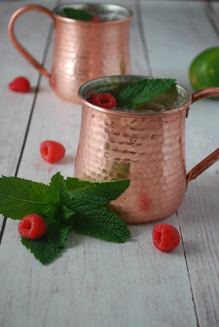 Game of Thrones Inspired Food and Drink - Moscow Mule Inspired by The Vale