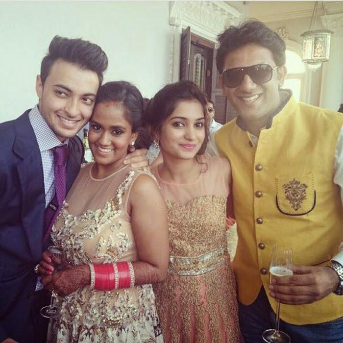 Salman Khan's Sister Arpita's Wedding Pictures
