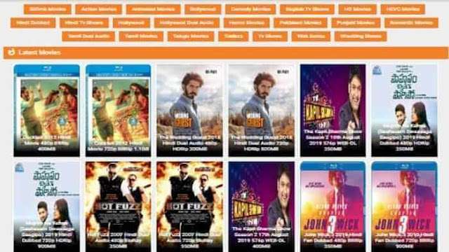 HDhub4u 2019 - Download Top quality Bollywood, Hollywood Movie