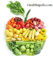 Vegetable and fruits for weight loss