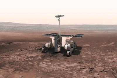 Cercare vita su Marte con trivella italiana