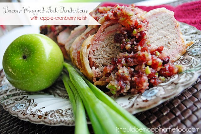 Crockpot Pork Tenderloin