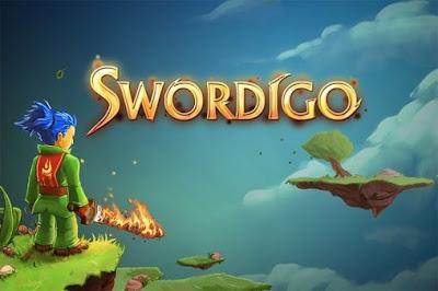 لعبة المغامرة المميزة Swordigo مهكرة للأندرويد - تحميل مباشر