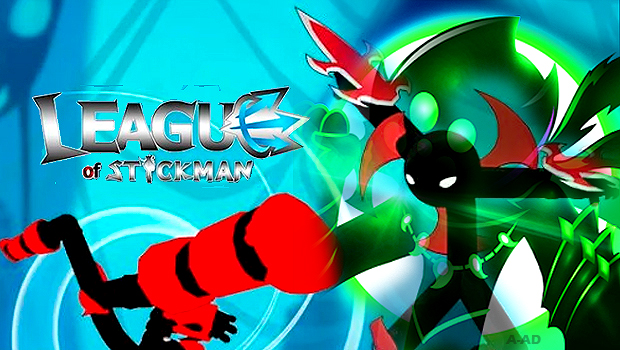 League of Stickman 2017 Mod Apk