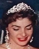 diamond tiara iran princess shams pahlavi shahnaz