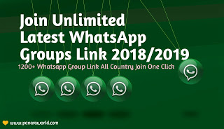 1200+ Join Latest WhatsApp Groups Link