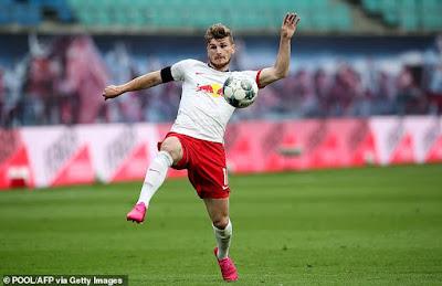 NÓNG: Vượt mặt Liverpool, Chelsea chuẩn bị có Werner