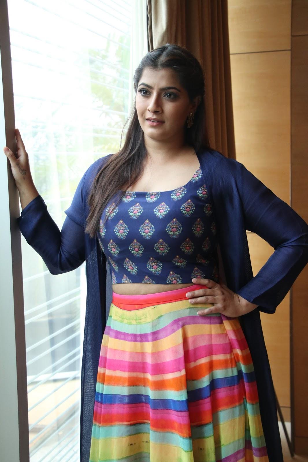 Actress Varalaxmi Latest Photoshoot Stills
