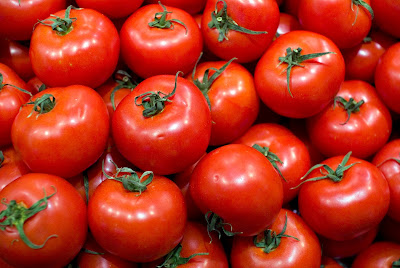 Surproduction de tomates: les producteurs en sit-in