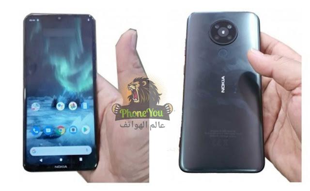 تسريبات هاتف نوكيا الجديد Nokia 5.3 تعرف على التفاصيل