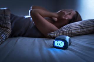 Dont get enough sleep