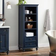 18 inch bathroom linen cabinet