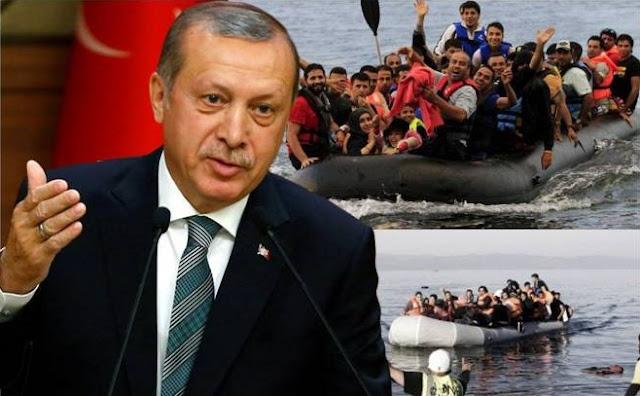 Εθνικό έγκλημα η ελεύθερη είσοδος και παραμονή «προσφύγων» στα νησιά του Αιγαίου