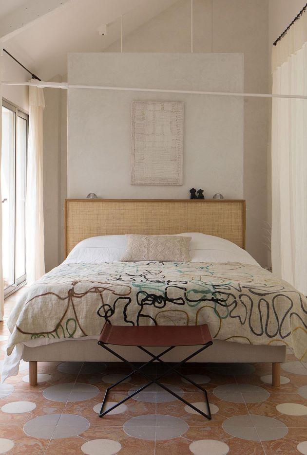 Art Filled and Airy in Paris- design addict mom