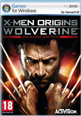 X-Men Origins Wolverine PC [Full] Español [MEGA]