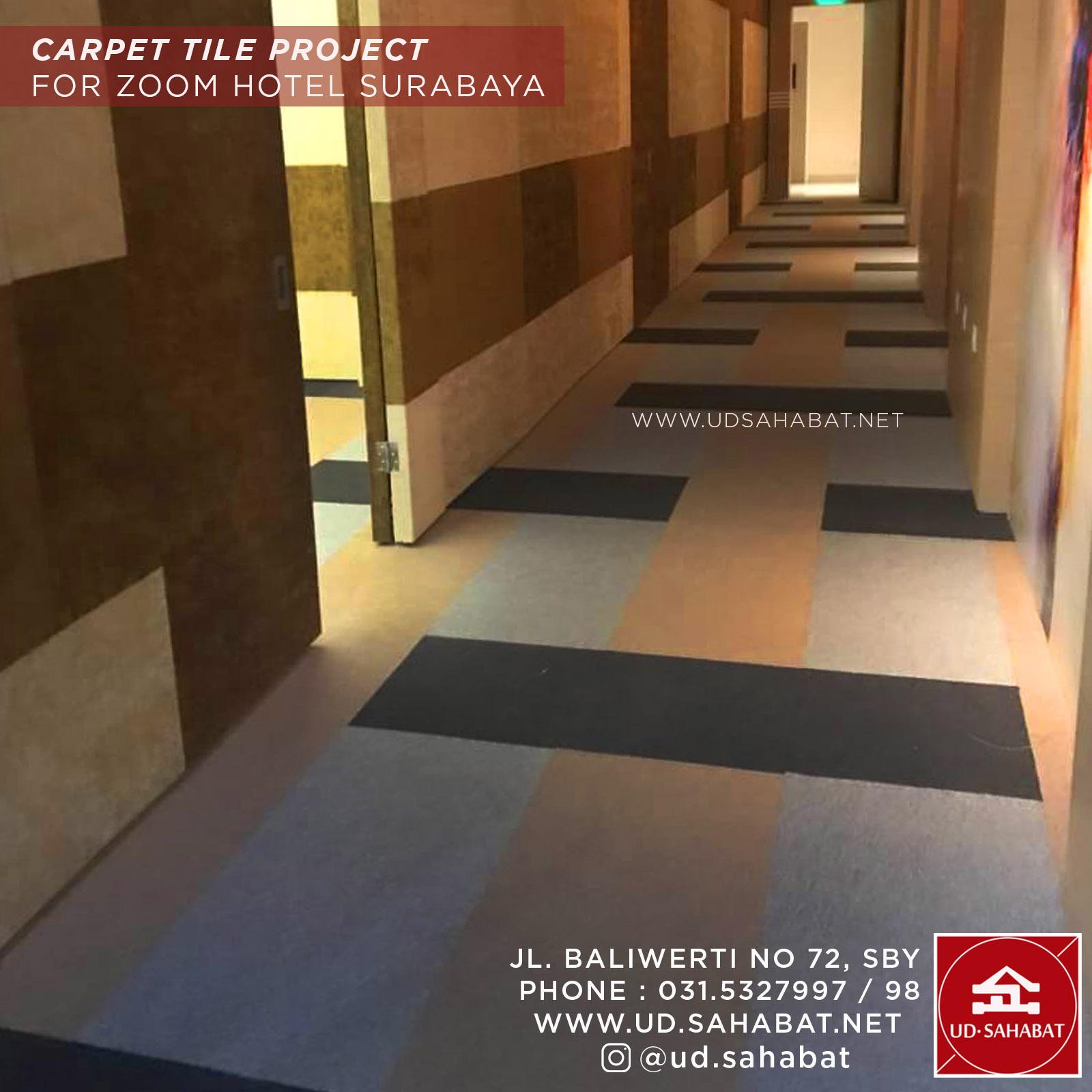 jual custom carpet surabaya UD SAHABAT baliwerti 72
