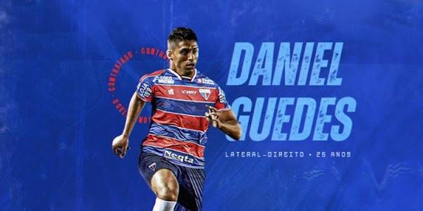 Oficial: Fortaleza, firma cedido Daniel Guedes
