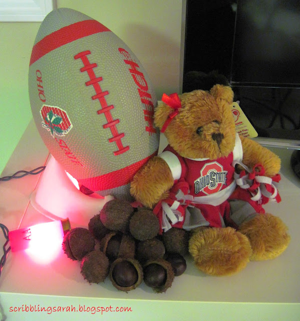 Ohio State Buckeyes Decorations