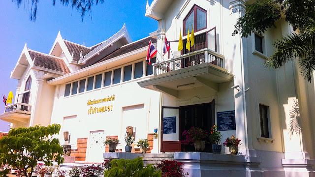 Chao Sam Phraya National Museum: discover the history of Ayutthaya