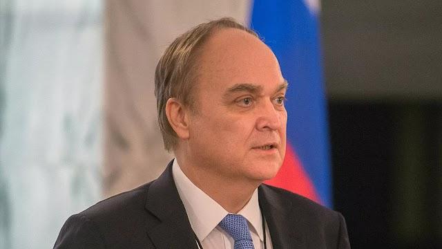 Rusia llamó a consultas en Moscú al embajador ruso en EEUU