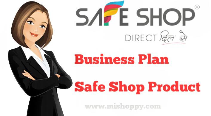 Safe Shop Business Plan - Product Detail