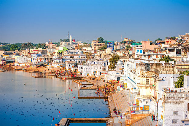 Pushkar-jheel-photo-Rajasthan