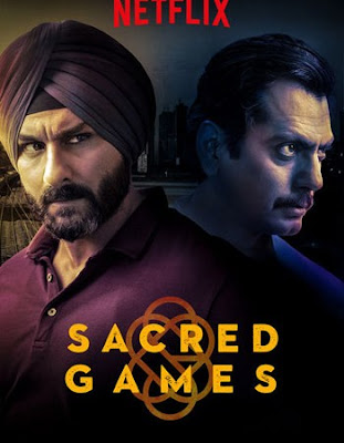 Sacred Games S01 All Episode Hindi 480p HD TV Series download