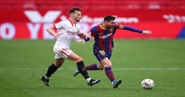 كورة لايف مباراة برشلونة واشبيلية