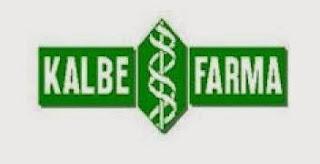 PT Kalbe Farma Tbk - Operator Formulasi