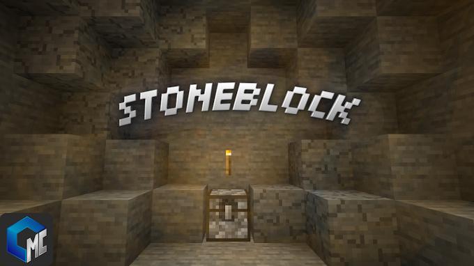 StoneBlock (Mapa/Survival)