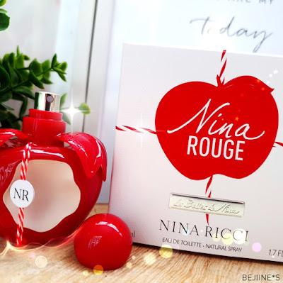 Nouveauté Les Belles de Nina : Nina Rouge