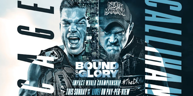 Bound for Glory 2019 Results (10/20) - Chicago, IL