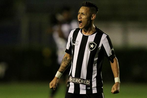 Em duelo de desesperados, Botafogo bate Santa Cruz e deixa Z4