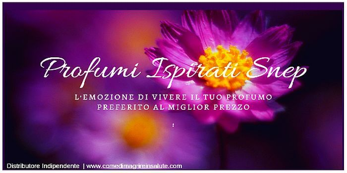 Snep Profumi Ispirati {featured}