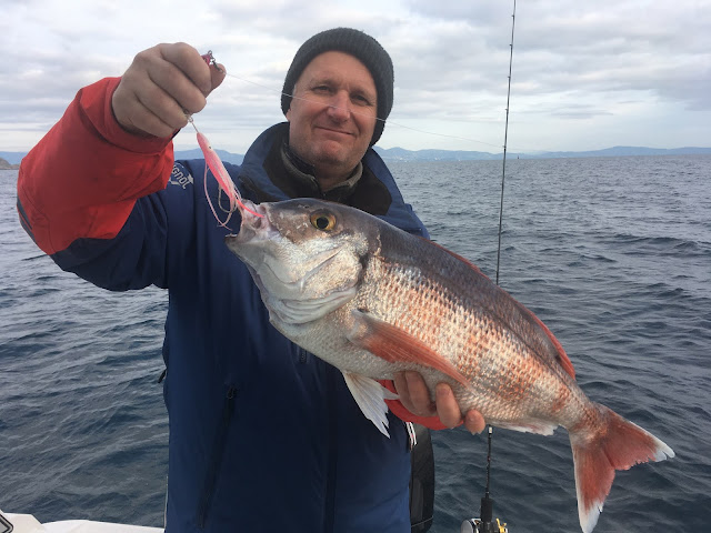 pêche du pagre, inchiku
