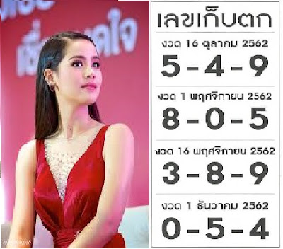 Thai Lotto 123 VIp Tips Guestbook 01 December 2019