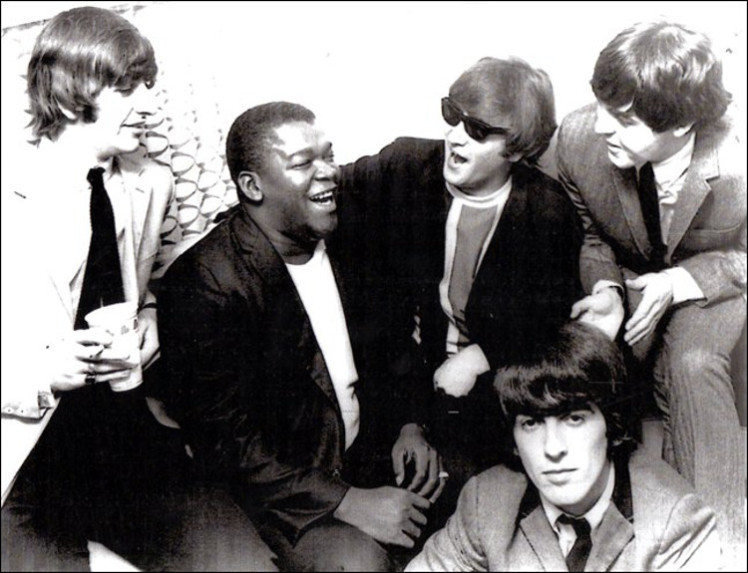 Fats Domino Dead The Beatles Song Rock And Roll Icon Inspired Paul McCartney To Write 1968 Track Was Conceived As A Response 50s Hit Blue