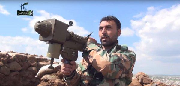 Η ISIS κατέρριψε νέο μαχητικό στη Συρία... με τα όπλα που τους προμηθεύει η CIA (Βίντεο)