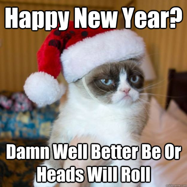 Funny New Year's Day Meme