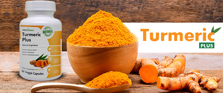 Turmeric Plus, The Natural Superfood