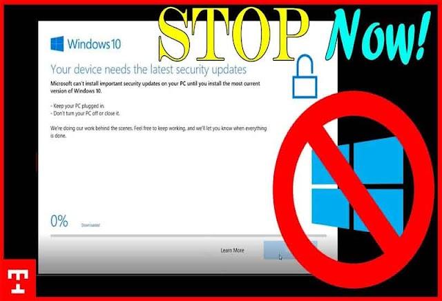 StopUpdates10 3.0.100 - Tắt update win 10 triệt để