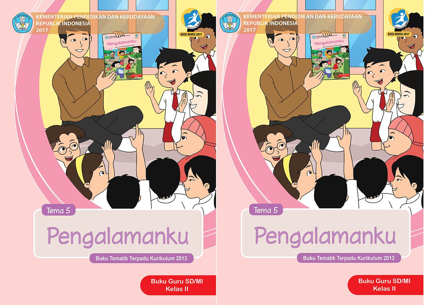 Buku Tematik Terpadu Kelas 2 Kurikulum Edisi Revisi 2017