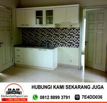 Workshop Kitchen Set Depok Margonda Citayam Cinere