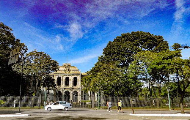 Palácio da Liberdade, antiga sede do governo de Minas Gerais, Belo Horizonte