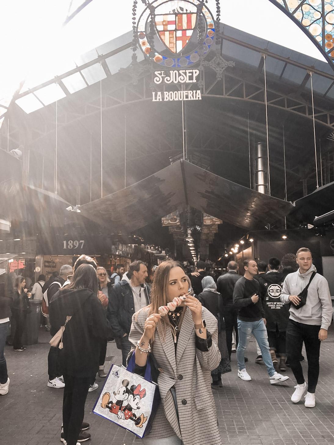 Mercado de la Boquería, Barcelona