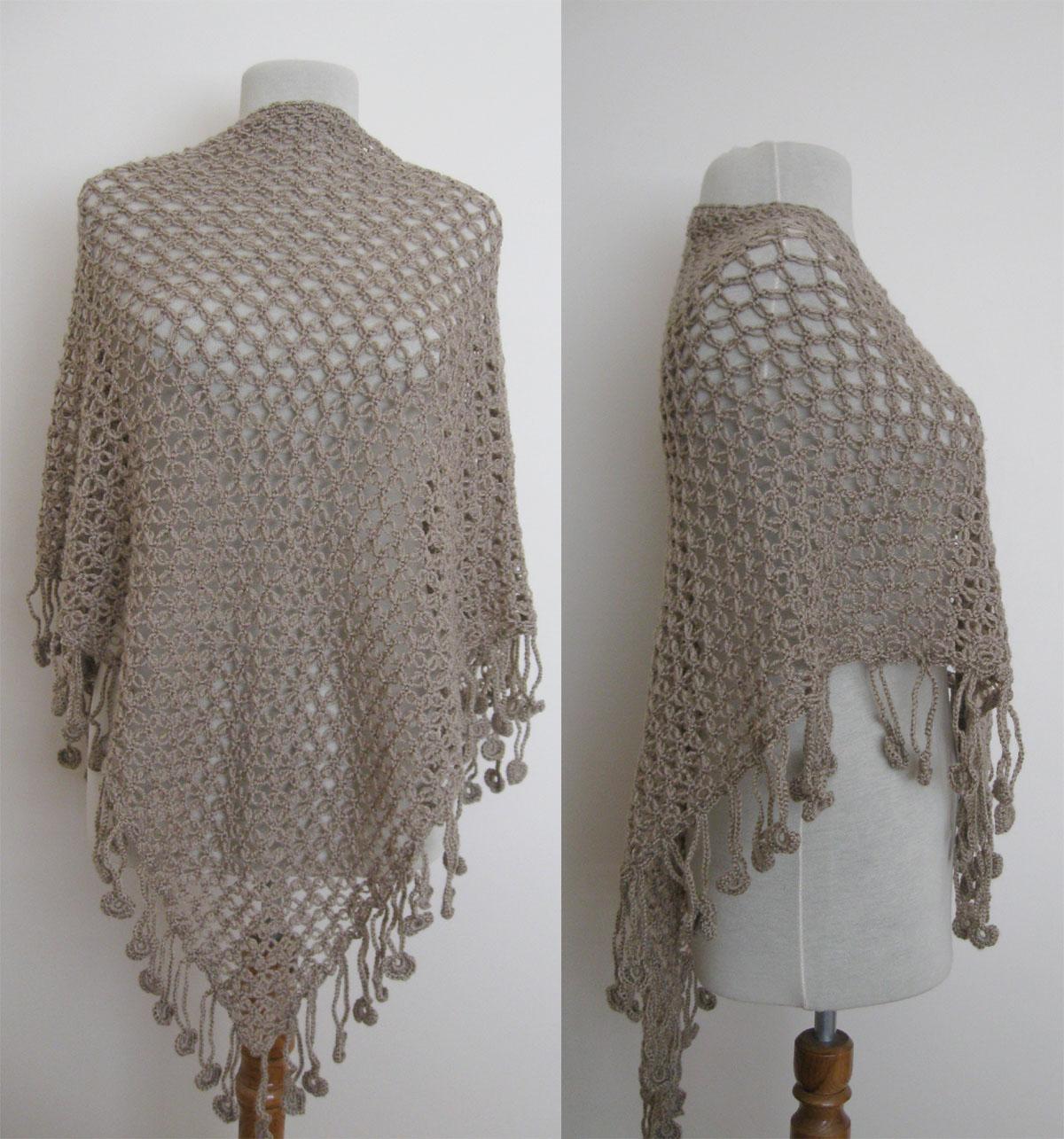 Free Vintage Crochet Shrug Patterns | Dream Wedding IdeaS Around The ...