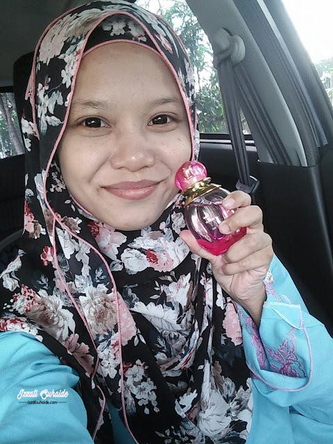 Perfume Sweetheart Oleh DD Cosmetics Menjadi Pilihan